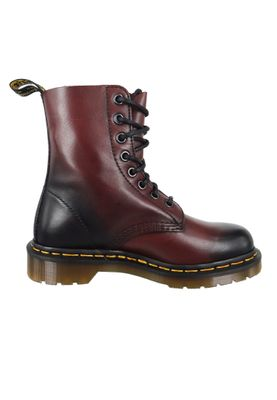 Dr. Martens 1460 21154600 Damen Pascal Antique Temperley Cherry Red Rot Weinrot 8-Loch – Bild 5