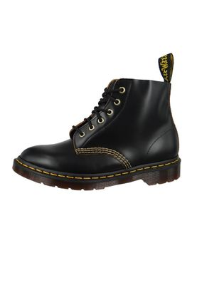 Dr. Martens 101 ARC Vintage Smooth Black Schwarz 22701001 – Bild 3