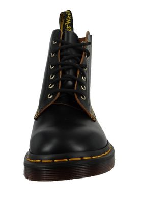 Dr. Martens 101 ARC Vintage Smooth Black Schwarz 22701001 – Bild 4