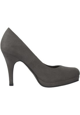 Tamaris Plateau Pumps High-Heel Grau 1-22407-29 206 Graphite – Bild 2