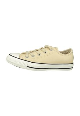 Converse Chucks Beige 157648C Chuck Taylor All Star OX Light Twine Egret – Bild 2