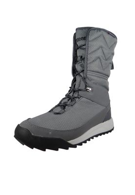 adidas Damen Winterstiefel Boots CHOLEAH HIGH CP S80743 Grau - grey four f17/grey five 17/core black – Bild 1
