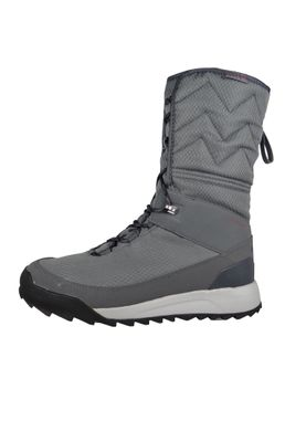 adidas Damen Winterstiefel Boots CHOLEAH HIGH CP S80743 Grau - grey four f17/grey five 17/core black – Bild 3