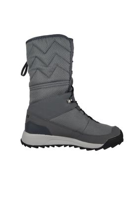 adidas Damen Winterstiefel Boots CHOLEAH HIGH CP S80743 Grau - grey four f17/grey five 17/core black – Bild 5