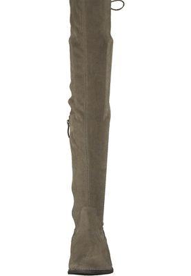 Tamaris Trend Stiefel Langschaftstiefel mit Stretch Schaft Beige 1-25594-29 404 Dune – Bild 7
