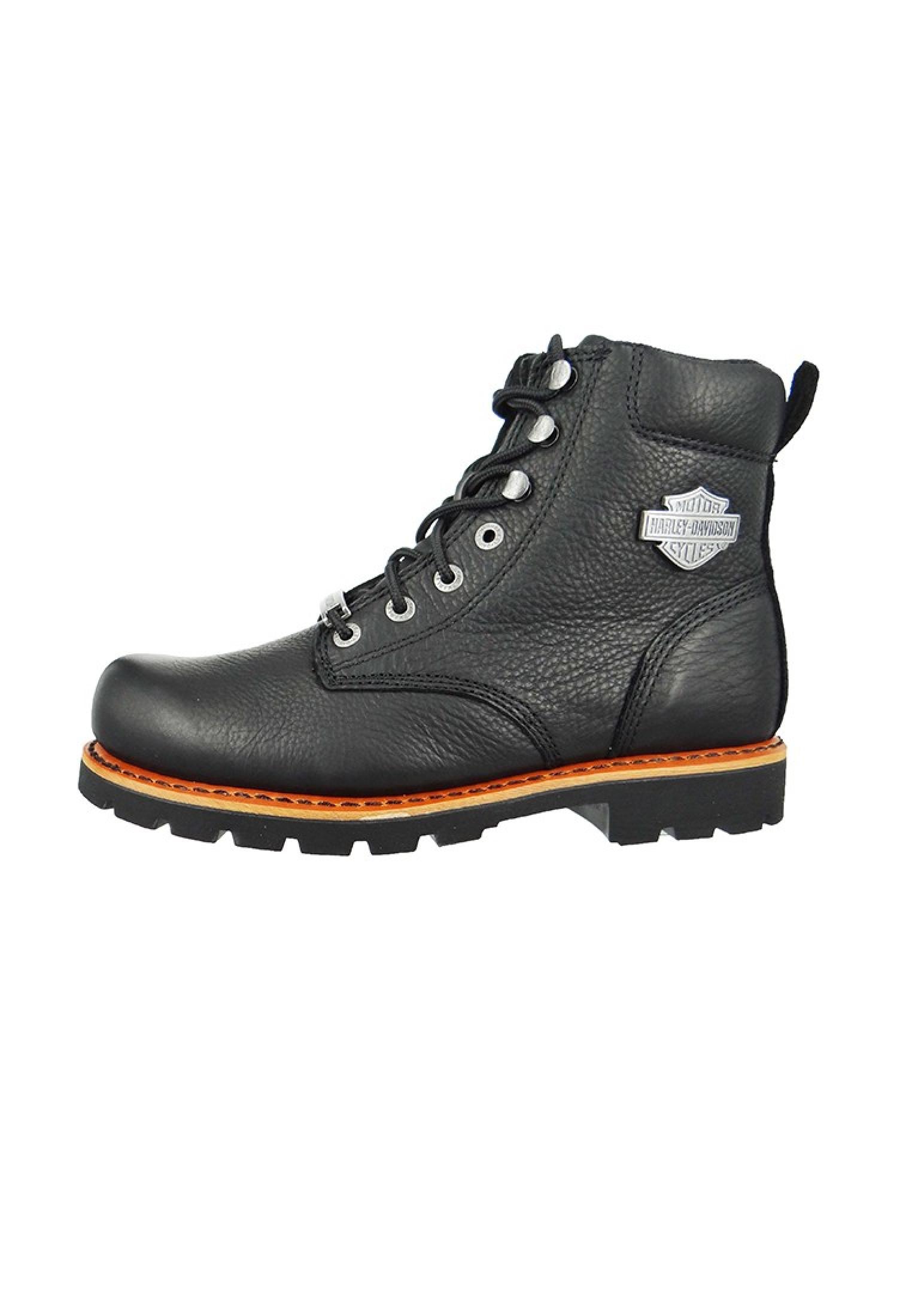harley davidson biker boots d93423 vista ridge. Black Bedroom Furniture Sets. Home Design Ideas
