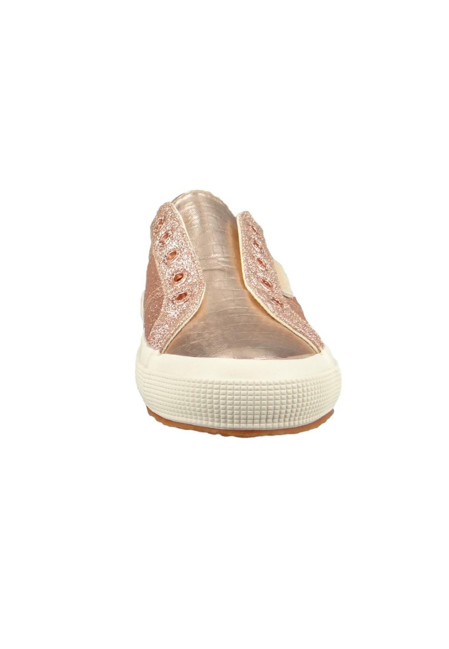 superga schuhe sneaker 2750 s00bf50 916 microglittercotmetcoccow rose gold damenschuhe sneaker. Black Bedroom Furniture Sets. Home Design Ideas