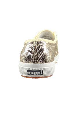 Superga Schuhe Sneaker 2750 S003IM0-929 PAIWREFELX Gold Pailetten – Bild 2