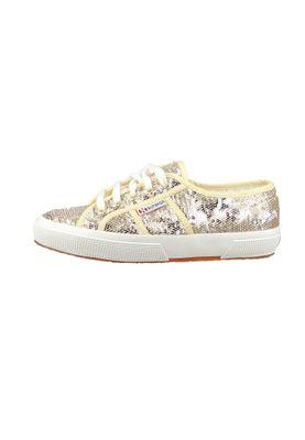 Superga Schuhe Sneaker 2750 S003IM0-929 PAIWREFELX Gold Pailetten – Bild 5