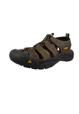 KEEN Herren Sandale Trekkingsandale NEWPORT Braun Bison - 1001870 – Bild 1
