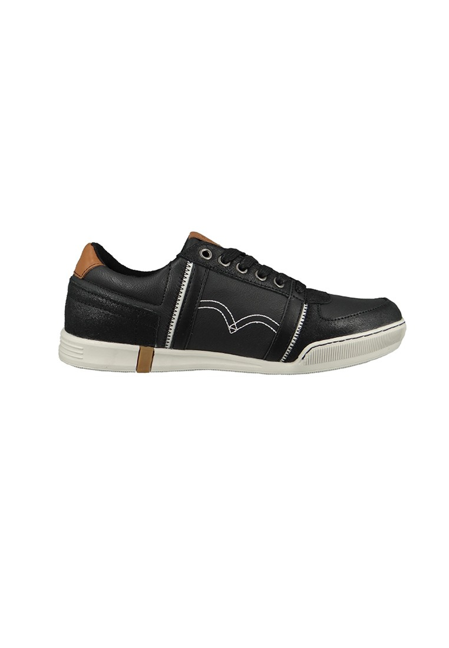 levis schuhe sneaker tioga regular black schwarz 226793. Black Bedroom Furniture Sets. Home Design Ideas