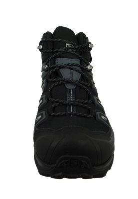 Salomon Schuhe X Ultra 3 Mid GTX Laufschuhe Trail Hiking 398674 Schwarz Black India Ink Monument – Bild 4