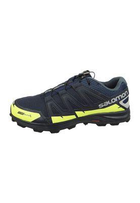Salomon Schuhe Speedspike CS Laufschuhe 394475 Trail Blau Navy Blazer/Reflective Silver – Bild 3