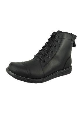"""Columbia Herren Schuh Irvington 6"""" LTR Boot WP Schwarz Black Charcoal – Bild 1"""