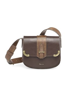 Tamaris Tasche Mette Crossbody Bag Schultertasche Braun Dark Brown