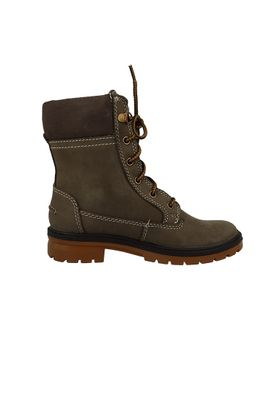 Kamik Damen Winterstiefel WK2401 Rogue6 Dark Brown Braun Gefüttert – Bild 3