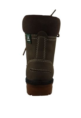 Kamik Damen Winterstiefel WK2401 Rogue6 Dark Brown Braun Gefüttert – Bild 5