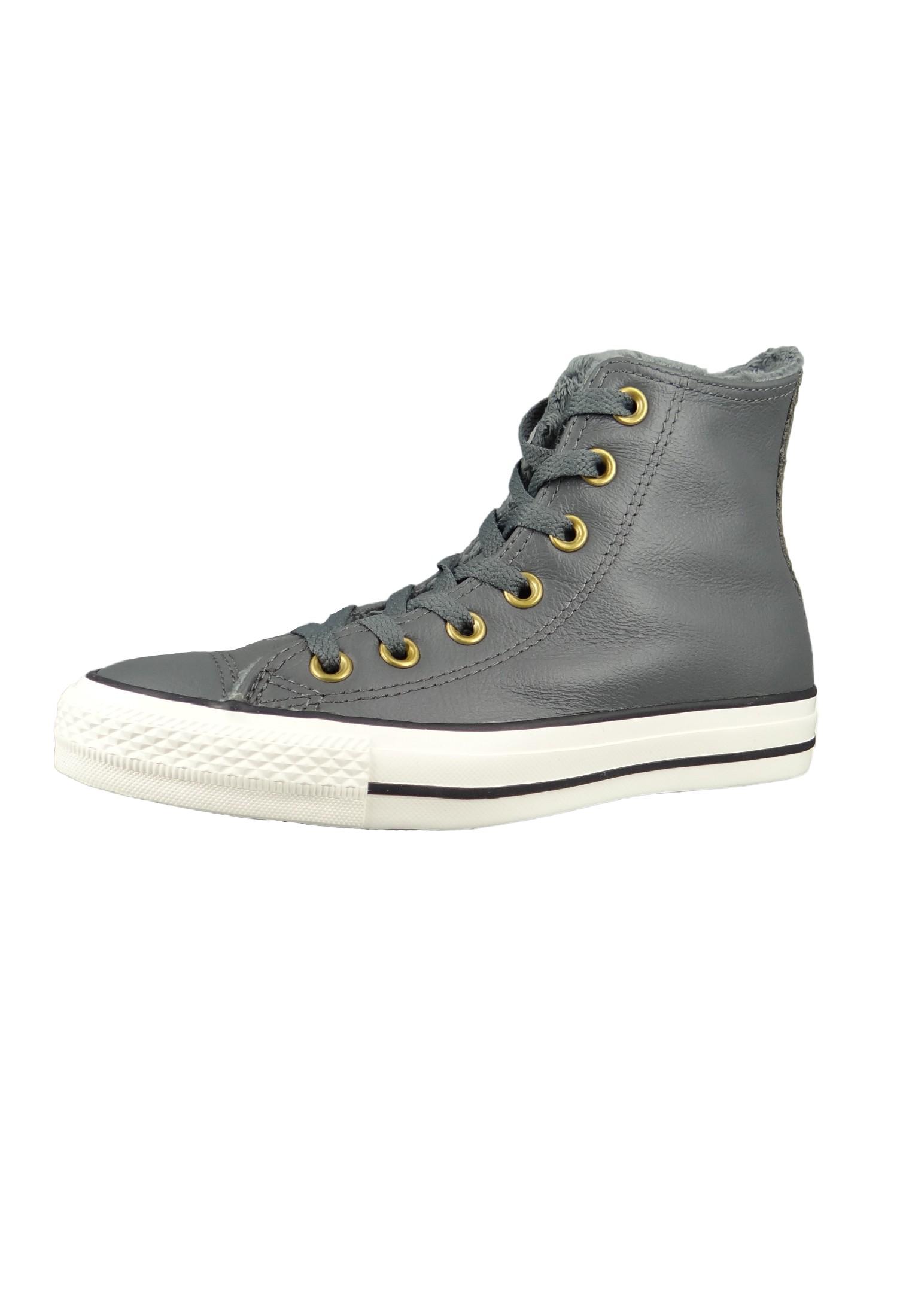Converse Chuck Taylor All Star Hi Damen-Sneaker Thunder/Egret 37 x9iRLK