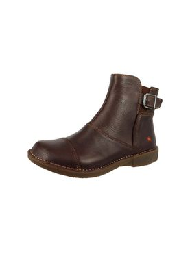 Art Leather Ankle Boots Ankle Boot Bergen Brown Brown 0917
