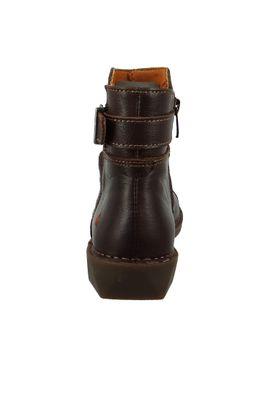Art Leder Stiefelette Ankle Boot Bergen Brown Braun 0917 – Bild 5