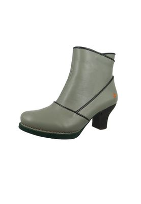 Art Leather Ankle Boots Ankle Boot Harlem Gray Humo 0945