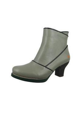 Art Leder Stiefelette Ankle Boot Harlem Grau Humo 0945 – Bild 1