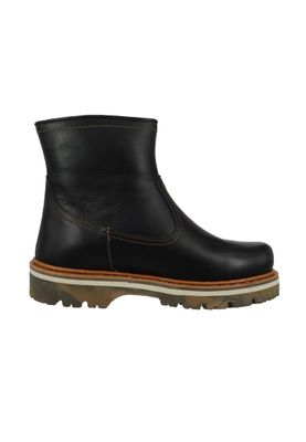 Art Leder Stiefelette Ankle Boot Soma 1184 Black Schwarz – Bild 4
