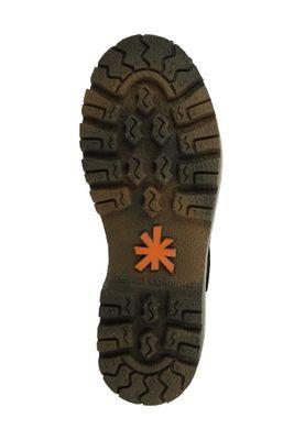 Art Leder Stiefelette Ankle Boot Soma 1183 Black Schwarz – Bild 5