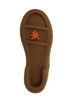 Art Leder Stiefelette Ankle Chelsea Boot Bonn 1039 Cuero Braun – Bild 4