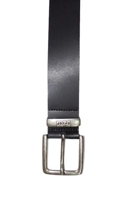 Levis Belt Leather Belt New Albert Regular Black Black 226928-3-59 – Bild 4