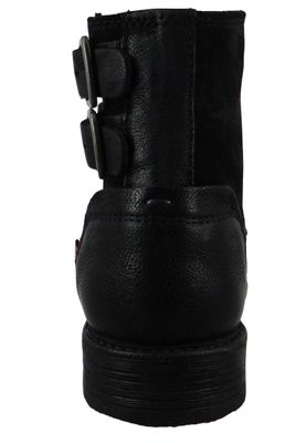 Levis Ankle Boot Ankle Boots Maine W Buckle Regular Black Black 224311-872-59 – Bild 2