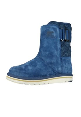 Sorel Newbie NL2068-464 Damen Winterstiefel Boot Collegiate Navy Blau – Bild 1
