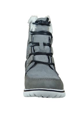 Sorel Damen Winterstiefel Boot NL2745-052 COZY JOAN Gefüttert Grau Quarry – Bild 3