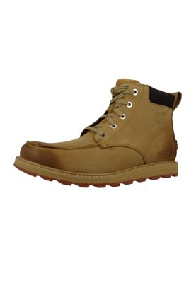 Sorel Men's Fashion Lace-Up Boots NM2788-281 MADSON MOC TOE WP Buff Crouton Brown – Bild 1