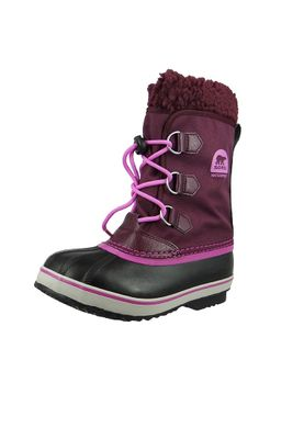 Sorel Kinder Winterstiefel YOOT PAC Nylon Gefüttert Youth NY1879-562 Purple Dahlia Lila – Bild 1