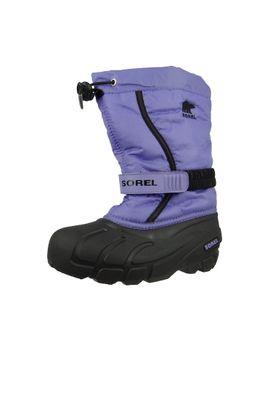 Sorel Kids Winter Boots FLURRY Youth NY1885-597 Paisley Purple Purple – Bild 1