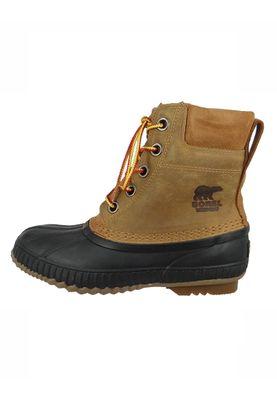 Sorel Kids Winter Boots YOUTH Cheyanne II Lace Lined NY1891-286 Elk Black Brown – Bild 3