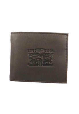 Levis Purse Bifold Coin Wallet Purse Brown Brown 222539-4-29 – Bild 1