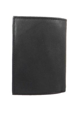Levis Geldbörse Vintage Two Horse Vertical Coin Wallet Geldbeutel Regular Black Schwarz 222543-4-59 – Bild 3