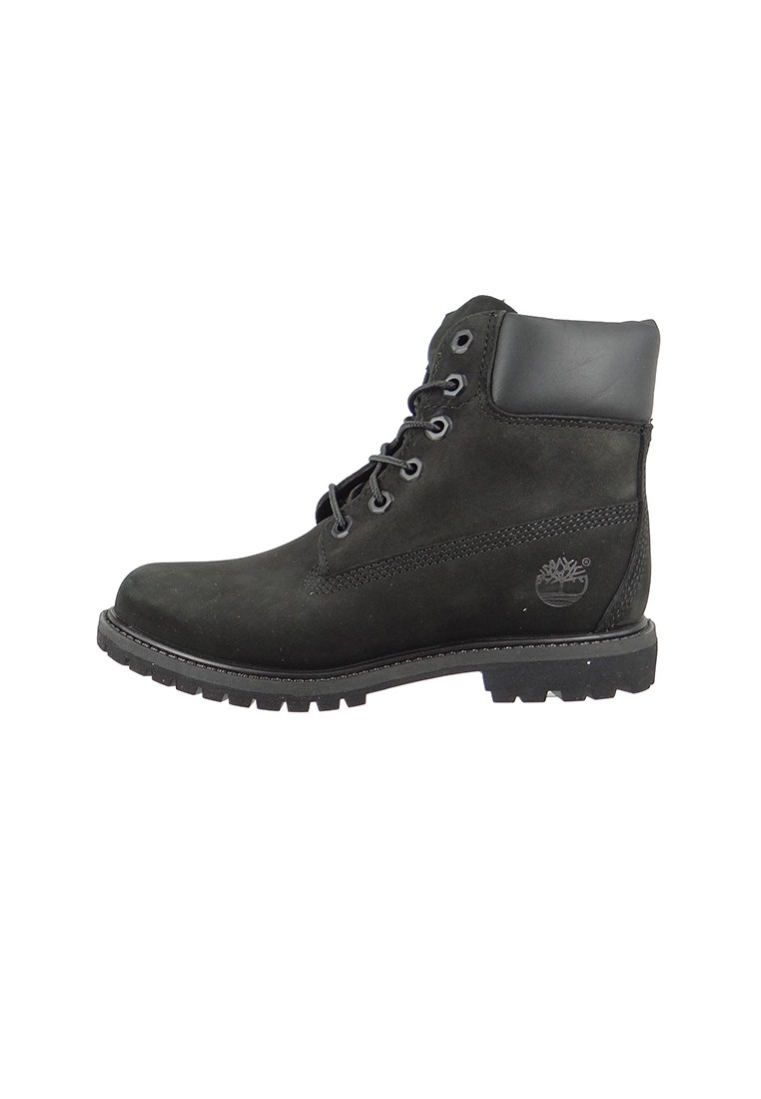 timberland damen stiefel 6 inch premium boot leder black waterbuck schwarz 8658a damenschuhe. Black Bedroom Furniture Sets. Home Design Ideas