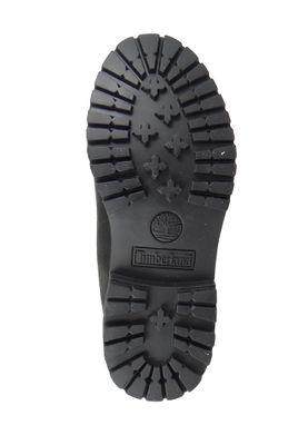 Timberland Damen Stiefel 6 Inch Premium Boot Leder Black Waterbuck Schwarz 8658A – Bild 6