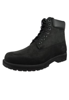 Timberland Men's Boots Radford 6Inch Boot WP Leather Black Nubuck Black A1JI2 – Bild 2