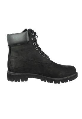 Timberland Herren Stiefel Radford 6Inch Boot WP Leder Black Nubuck Schwarz A1JI2 – Bild 3