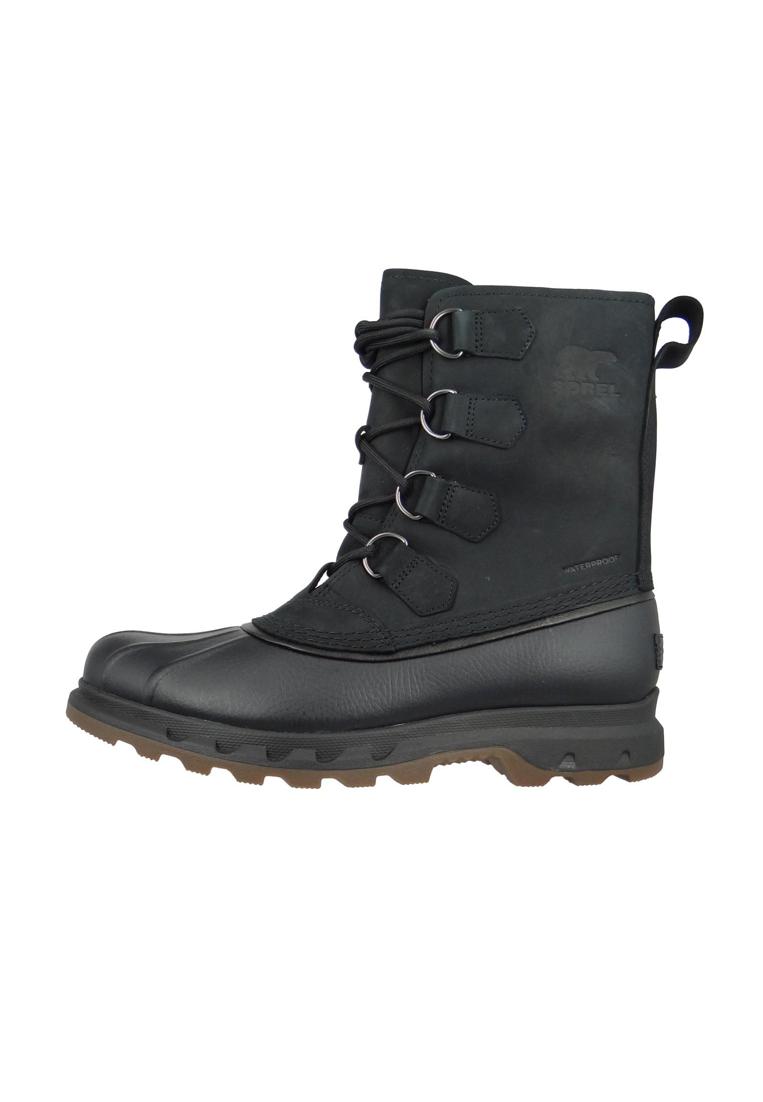 Sorel Men Winter Boots Winter Boots NM2632-010 PORTZMAN CLASSIC Black Black  – Bild 3 425d2e9c1e