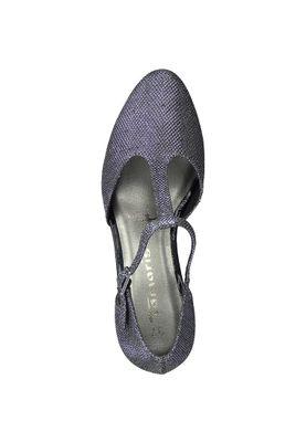 Tamaris Riemchen Pumps High-Heel Stiletto mit TOUCH-IT Sohle Schwarz 1-24438-39 043 Black Glam – Bild 3