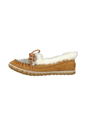 Sorel Damen Leder Slipper NL2431-286 OUT 'N ABOUT Elk Braun – Bild 2
