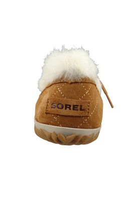Sorel Damen Leder Slipper NL2431-286 OUT 'N ABOUT Elk Braun – Bild 5