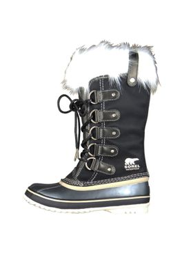 Sorel Damen Winterstiefel NL2762-010 JOAN OF ARCTIC X CELEBRATION Black Schwarz – Bild 4
