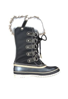 Sorel Damen Winterstiefel NL2762-010 JOAN OF ARCTIC X CELEBRATION Black Schwarz – Bild 6