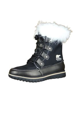 Sorel Damen Winterstiefel Boot NL2766-010 COZY JOAN X CELEBRATION Black Schwarz – Bild 1